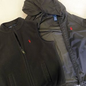 Polo by Ralph Lauren Kids Jacket and Vest Set
